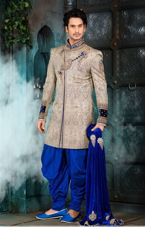 Sherwani the Indian Wedding Gown for Men   A well, Style