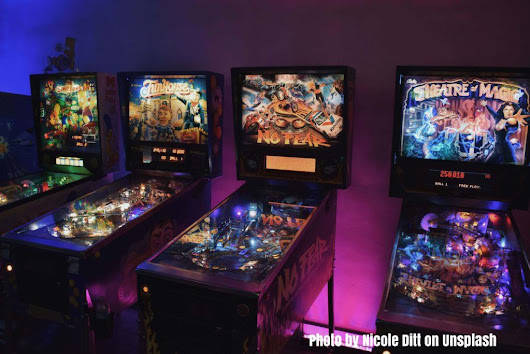 A kid and a Pinball machine – my very first gaming tournament Part 1 | Retrogamingloft