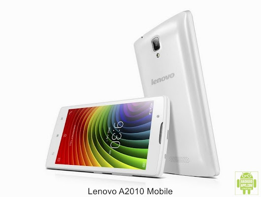 Lenovo A2010 Mobile Specifications, Features, Price
