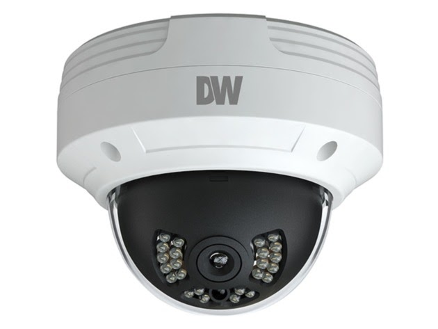 4MP,VANDAL DOME CAM,2.8MM FXD LNS,TRUE D&N,WDR for $247