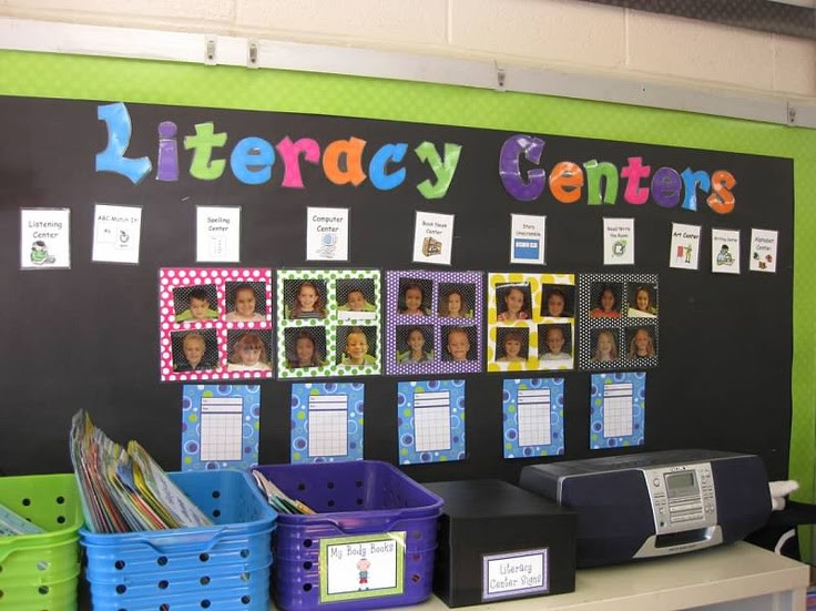 Centers Bulletin Board and groups!