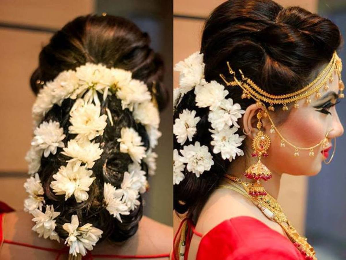 Hairstyle For Wedding In Bangladesh Hairstyle 817