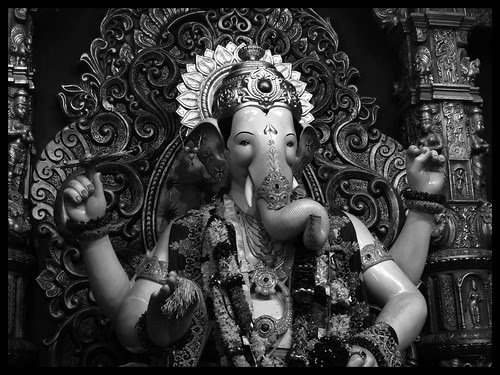 The Magic of Lalbagh Chya Raja Shot By Sumit Kale by firoze shakir photographerno1