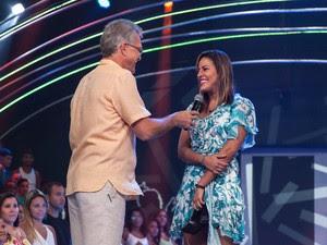 Princy eliminacao (Foto: Camila Serejo / TV Globo)