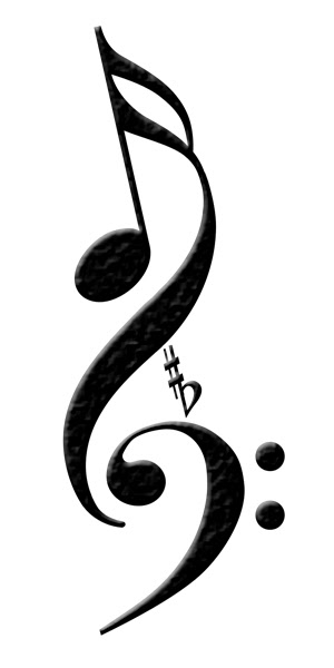 Labels Music Tattoo Designs Clipart Panda Free Clipart Images