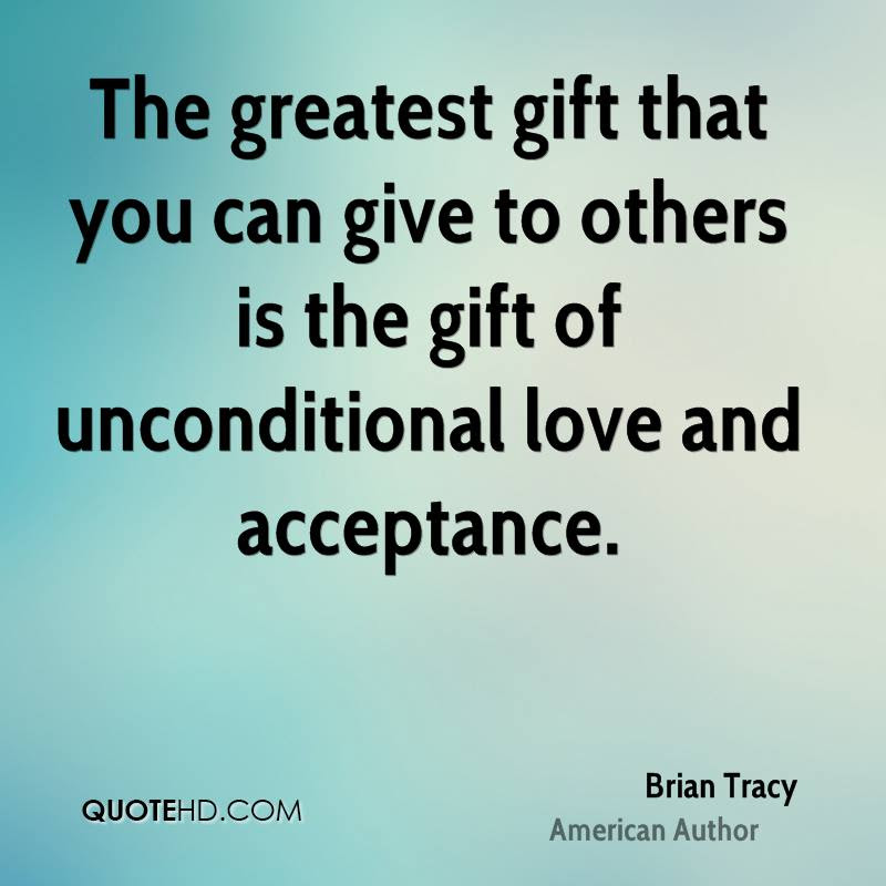 Quotes About Acceptance Of Others 66 Quotes