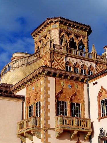 Ca'd Zan Mansion - II