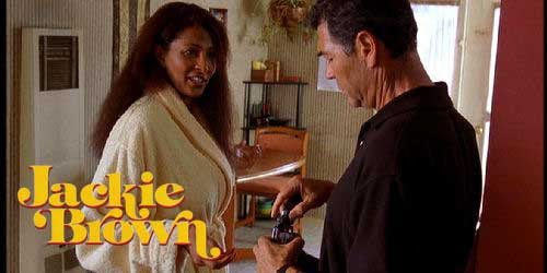 Jackie Brown | Tacky Harper's Cryptic Clues