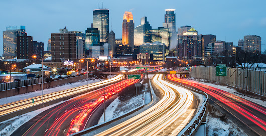 Minnesota maps real-time traffic patterns in new pilot