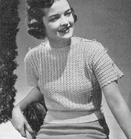 1930s Crochet - Five Things I've Learned So Far - Vintage Gal