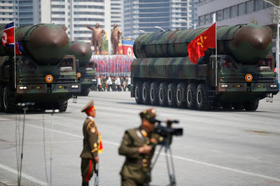 Chinese Media Mocks North Korea's Technical Capabilities After Friday's Failed Missile Launch