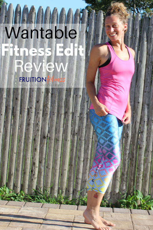 Updating My Activewear with Wantable + a Fitness Edit Review - Fruition Fitness
