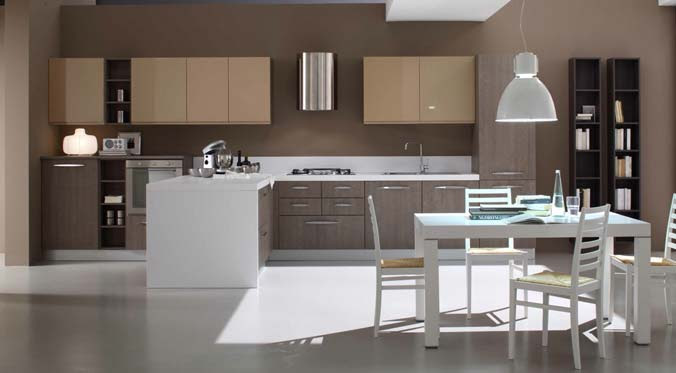 Simple Kitchen Designs Modern - Kitchen Designs | Small ...