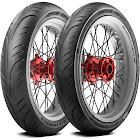 Avon Tyres 8180016 StreetRunner AV83 Front/Rear Tire - 2.50-17