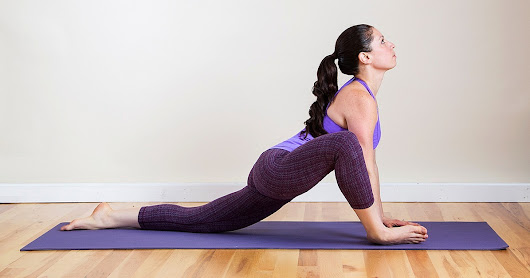 After a Day of Sitting, Do This Yoga Sequence to Ease Tight Muscles | POPSUGAR Fitness UK