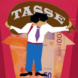 Risultati immagini per pressione fiscale italia tasse