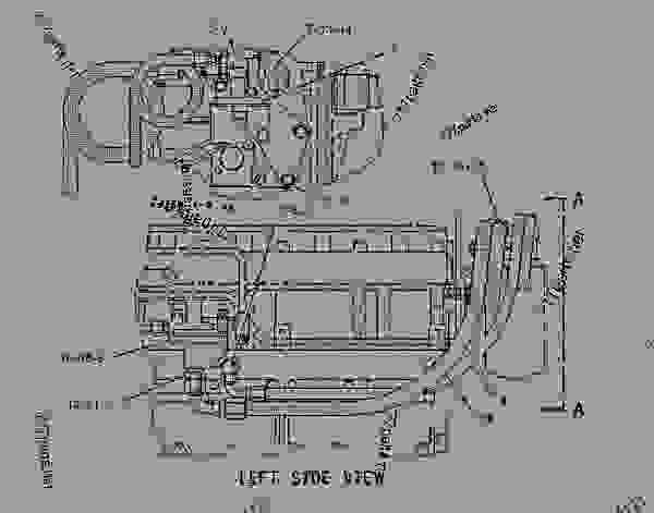 Cat 3126 Fuel Pressure Regulator Part Number