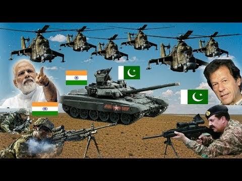 যুদ্ধ হলে কে জিতবে? ভারত না পাকিস্তান! দেখুন, দু-দেশের সামরিক শক্তি India vs Pakistan war