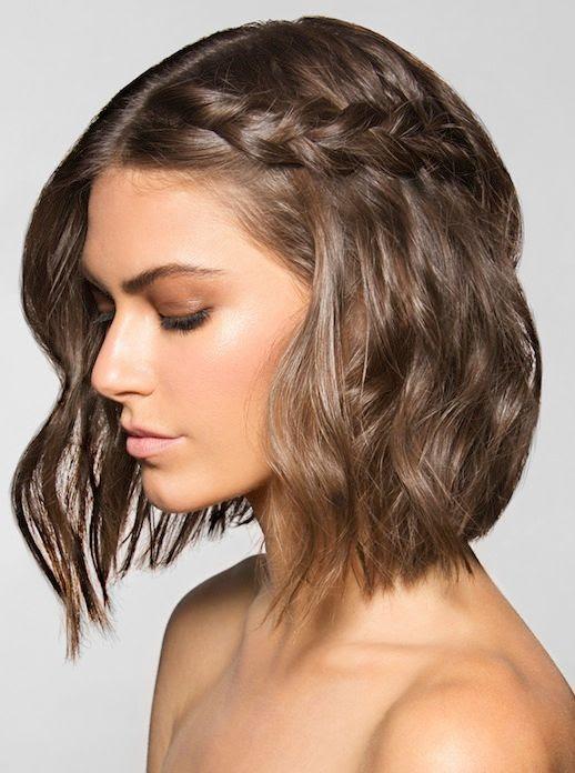 4 Le Fashion Blog 20 Inspiring Braid Ideas For Short Hair One Sided Braid Wavy Bob Hairstyle Via Dream Dry photo 4-Le-Fashion-Blog-20-Inspiring-Braid-Ideas-For-Short-Hair-One-Sided-Braid-Wavy-Bob-Hairstyle-Via-Dream-Dry.jpg