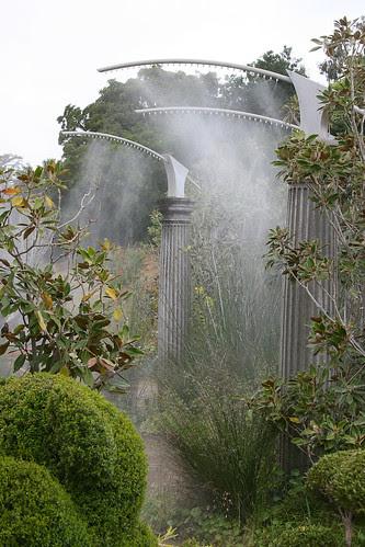 huntington temple of mist