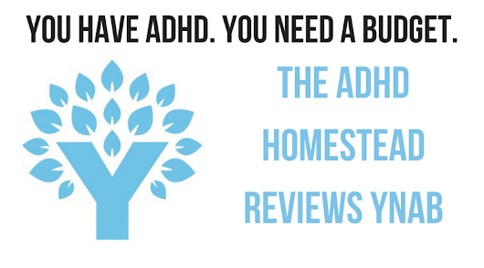 You have ADHD. You Need a Budget. (YNAB review)