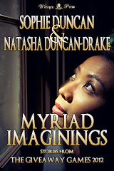 Myriad Imaginings by Sophie Duncan & Natasha Duncan-Drake Front Cover