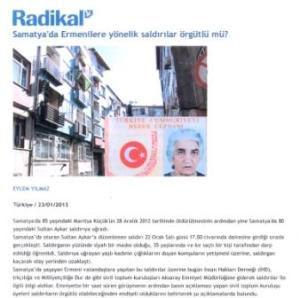Τουρκική οργάνωση εκτελεί χριστιανούς στην Κωνσταντινούπολη !