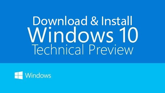 How To Download And Install Windows 10 Technical Preview [Guide] | Redmond Pie