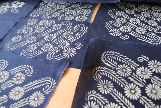 Printing Methods Block Printing Katharine Watson10 550x368 The Printing Process: Block Printing