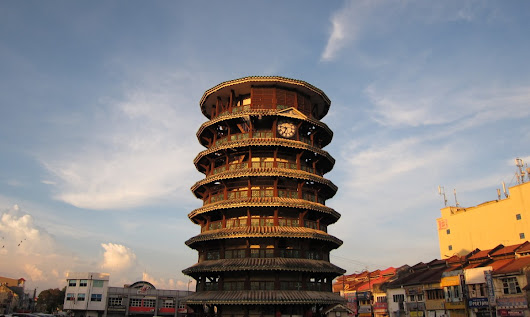 Teluk Intan: More Than Just A Leaning Tower