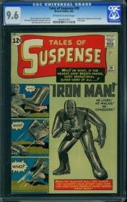 'Tales of Suspense' #39