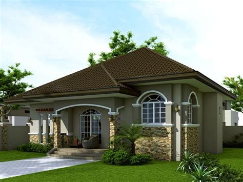 small house design shd  pinoy eplans modern