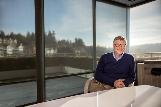 Bill Gates is guest editing The Verge in February