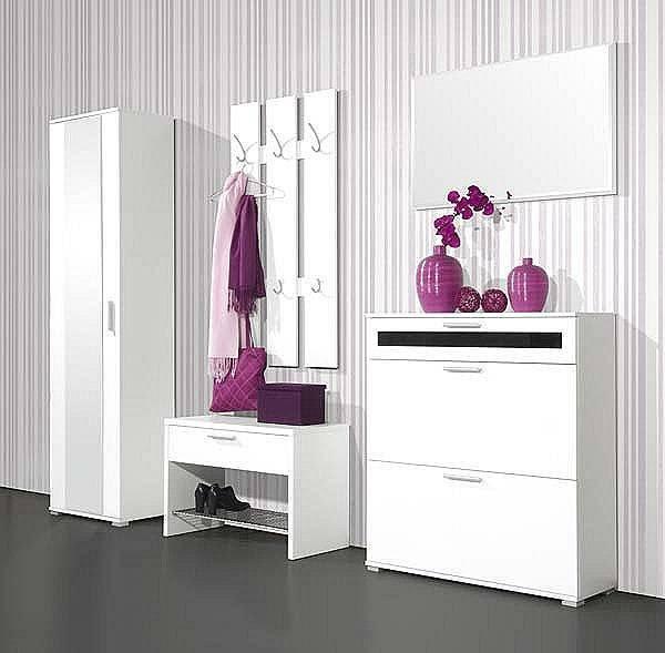 Dormitorio muebles modernos muebles para recibidores - Recibidores modernos merkamueble ...