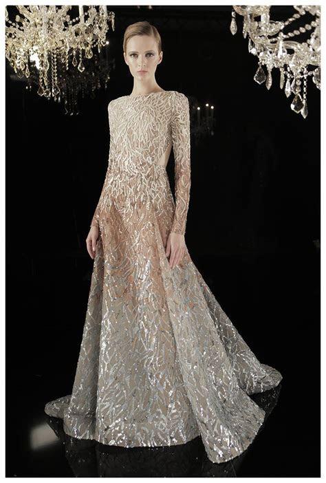 ELIE SAAB Haute Couture Fall Winter 2014 15   Studio