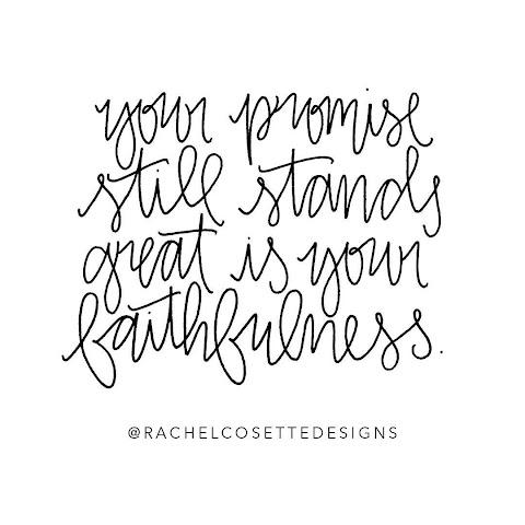 Great Is Your Faithfulness Lyrics Elevation Worship