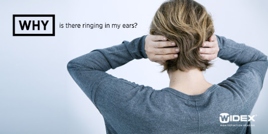 Why is there ringing in my ears?