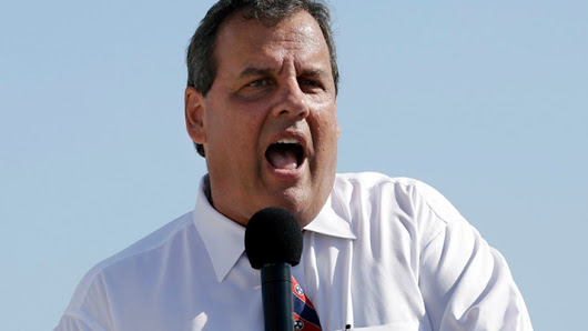New Jersey driver follows Christie's motorcade after claiming they cut him off