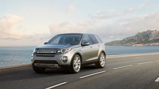 2018 Land Rover Discovery Sport Review | Land Rover Peabody | Peabody, MA