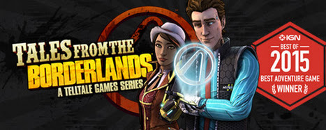 News - Pre-Purchase Now - Tales from the Borderlands