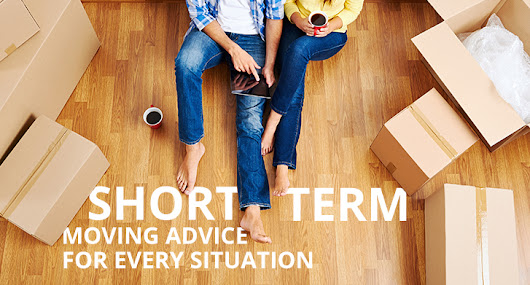 Short-Term Moving Tips | Interior Furniture Resources