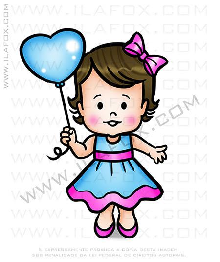 caricatura fofinha, mini caricatura, caricatura balão, caricatura bebê, caricatura infantil, by ila fox