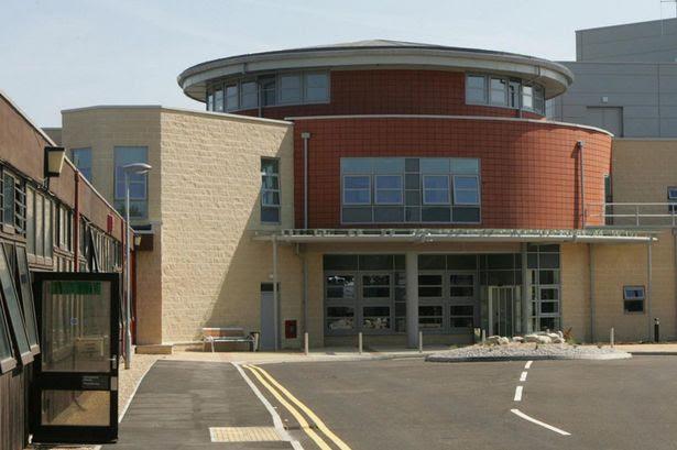Stoke Mandeville Hospital in Buckinghamshire