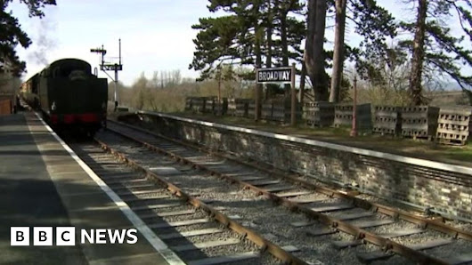 Heritage rail line set to open