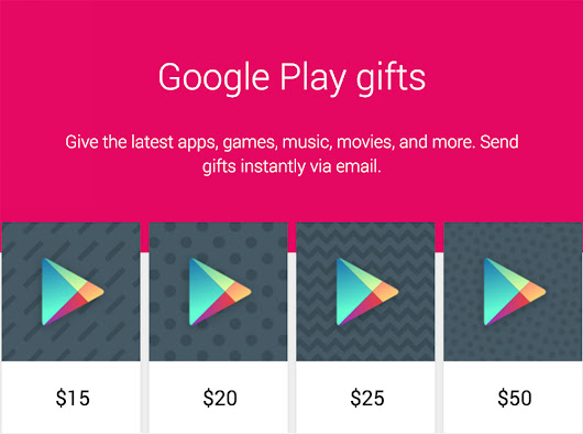 GIVEAWAY: $250 in Google Play Gift Cards Up for Grabs! | Droid Life