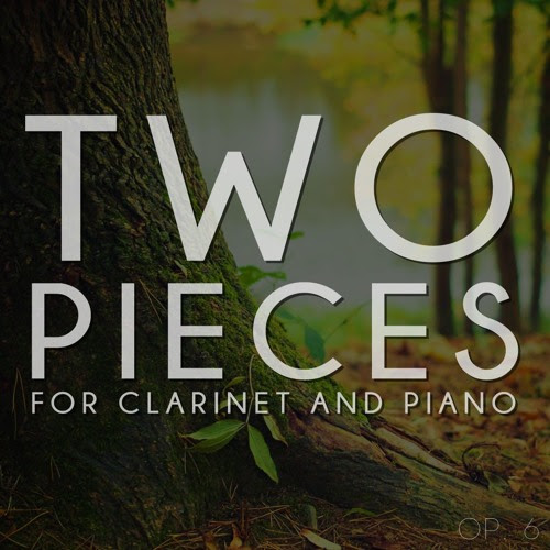Two Pieces for Clarinet and Piano by Dylan B. Christopher