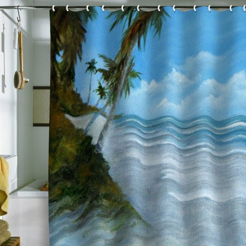 Inexpensive Shower Curtain Shady Spot (by DENY Designs) » Shop ...