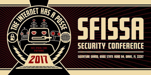 2017 SFISSA Security Conference Report
