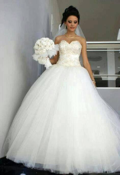 Love puffy Cinderella dresses!