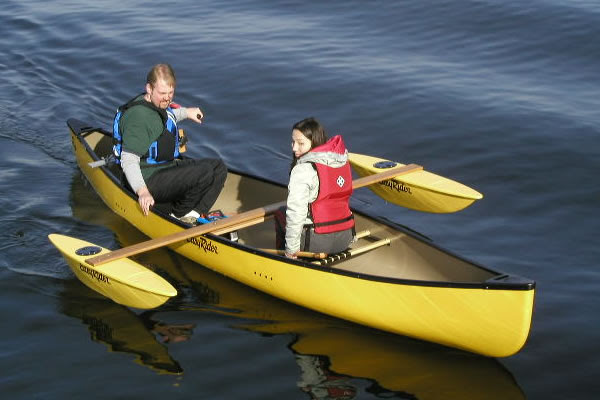 Canoe Stabilizers - SurfTalk